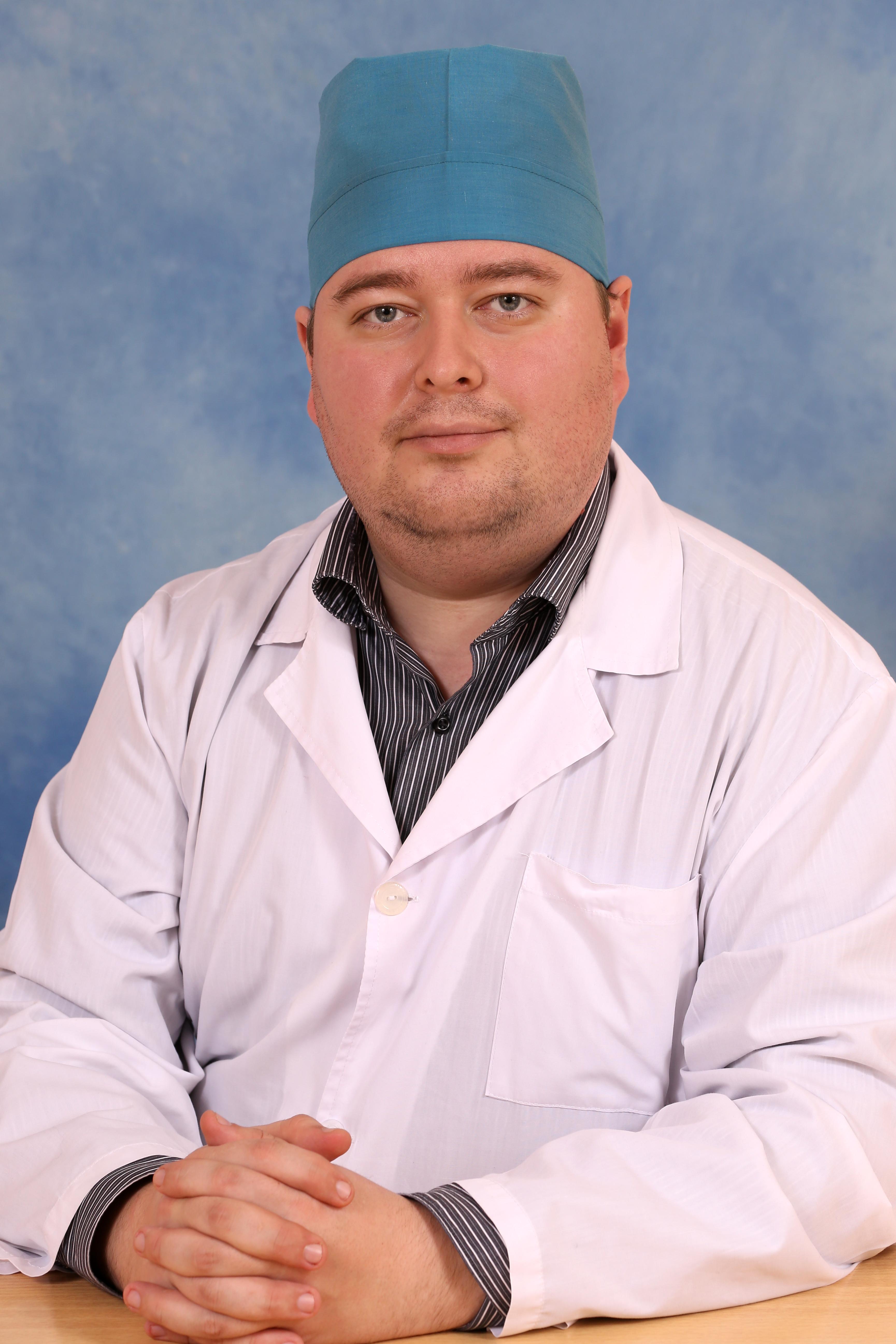 Врач-онколог Шамсеев Станислав Зуфарович